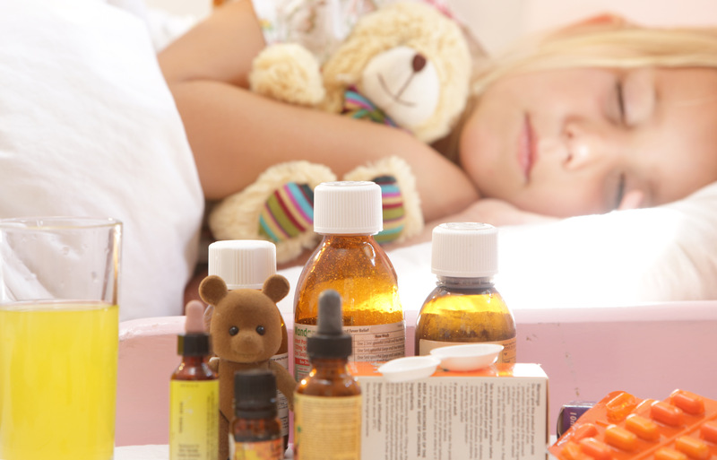 儿童外用药要注意三点