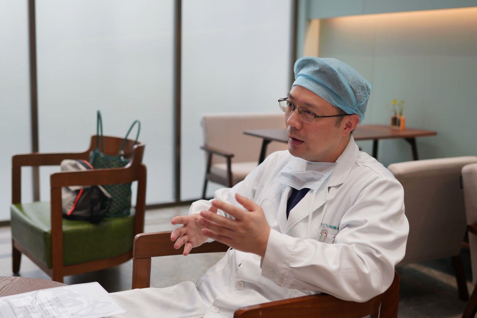 BDG冬雷脑科王威主任:以同理心对待每一位患者