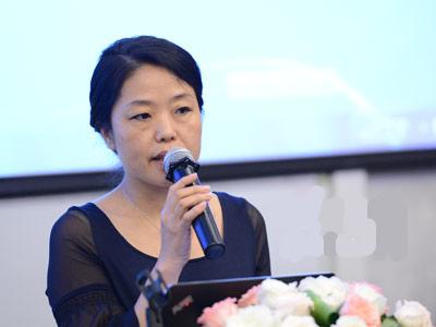 上海市徐汇区长桥社区卫生服务中心健康管理科主任孙艳侠
