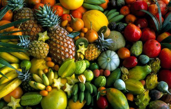 夏季补水不得不吃食物大排名