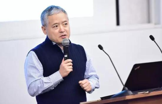 原上海第一妇婴保健院院长段涛