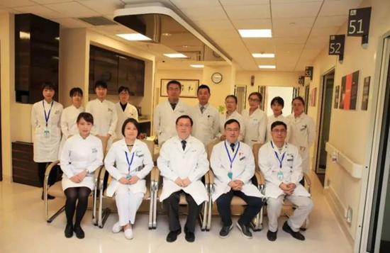 科室照片(图片来源于SIMC官微)