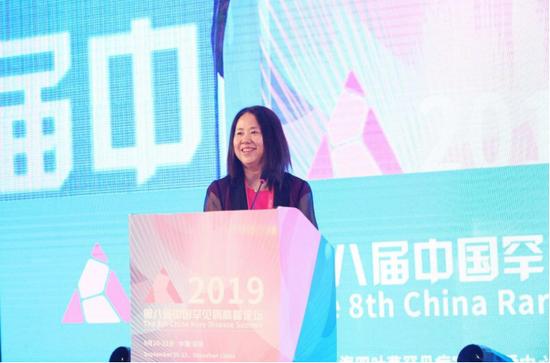 丁昌红,主任医师,首都医科大学附属北京儿童医院神经科副主任