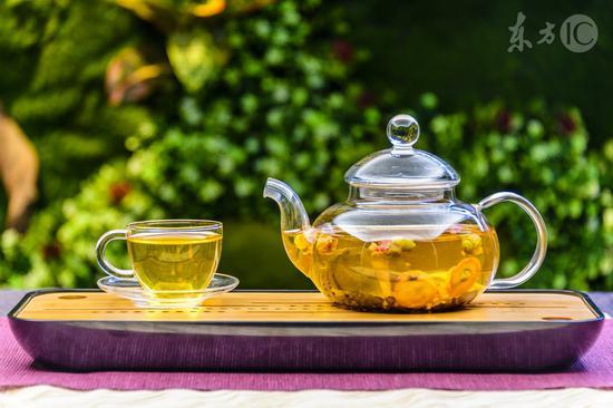 一辈子都离不开的养生茶|养生茶|降压|老中医