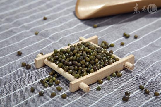煮绿豆汤四个窍门|抗氧化|绿豆汤|柠檬汁