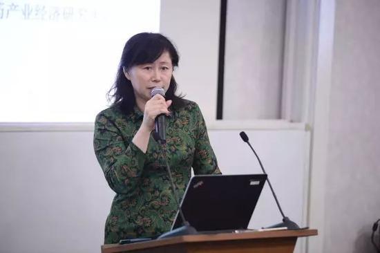 中国药科大学的邵蓉教授
