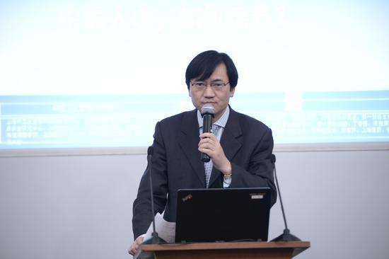 上海中医药大学医院管理处处长 刘华