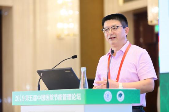 卢斌 江苏省医院协会后勤管理专业委员会主任委员