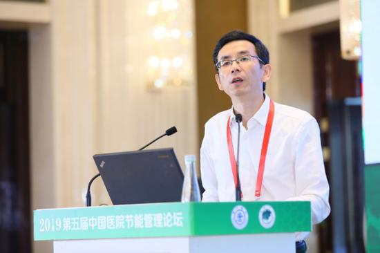 于兵上海东方延华节能技术服务股份有限公司总裁