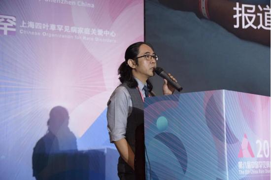 刘海川,界面新闻中国报道总监