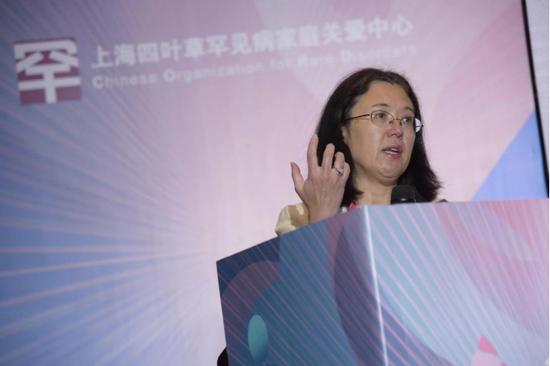 Wendy CHUNG,美国哥伦比亚大学肯尼迪家族儿科学与医学教授,美国