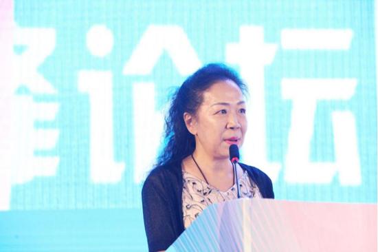 深圳医学会常务副会长兼秘书长 罗晓琼