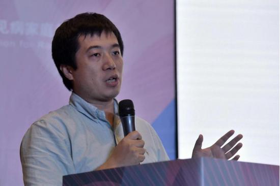 张勇,教授,费城儿童医院应用基因组中心高级研究员