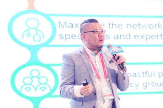 王铮,医学博士,艾昆纬(IQVIA)中国企业战略规划与商业拓展高级总监、数字化转型与医疗解决方案业务负责人