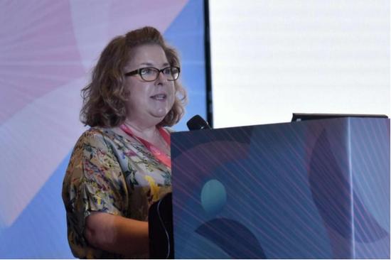 Fiona WARDMAN,澳大利亚HAE患者支持组织CEO、HAEi亚太区患者负责人,澳大利亚