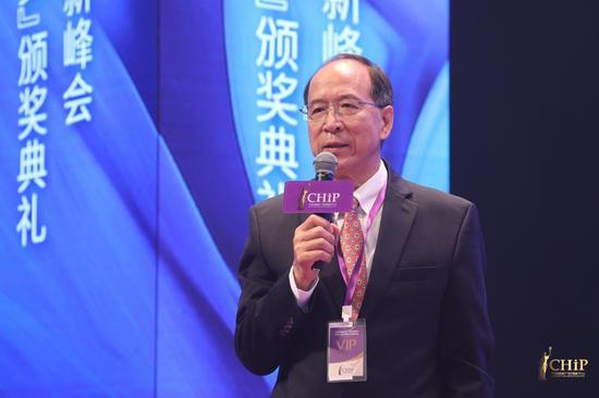 上海创奇健康发展研究院执行院长俞卫教授