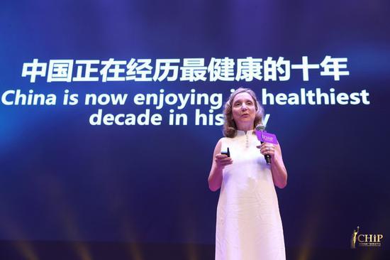 睦家医疗集团创始人李碧菁女士