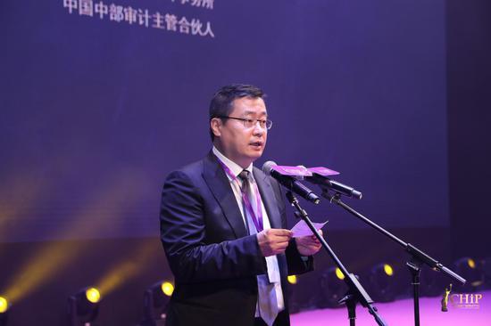 普华永道中国中部审计主管合伙人王笑