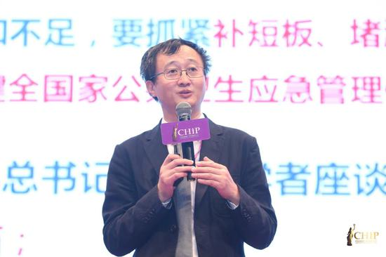 上海市卫生健康委员会主任邬惊雷