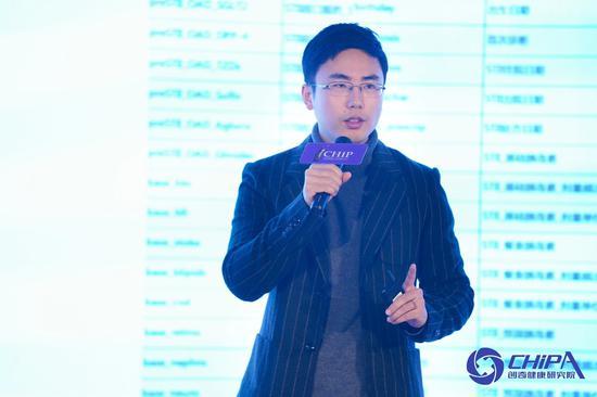 上海森亿医疗科技有限公司联合创始人 马汉东
