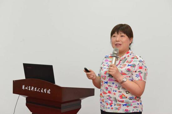 苏州高新区人民医院检验科主任于农