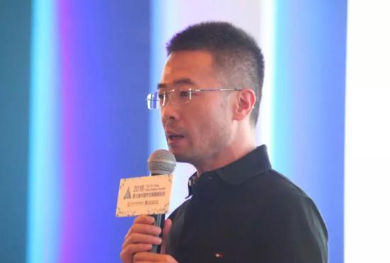 壹基金秘书长李弘先生