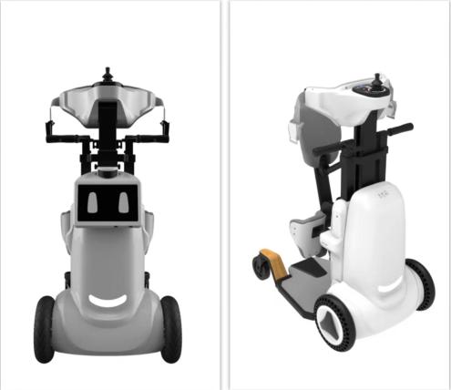 ?? 运动增强版XZ-Droid Pro(左)和希望之星(右)
