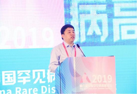 王剑,医学博士,上海交通大学医学院附属上海儿童医学中心遗传分子诊断科主任、研究员