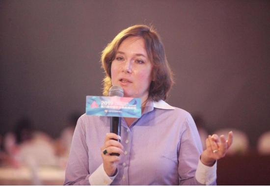 IrinaEfimenko,博士,Semantic hub公司创始人、CEO,俄罗斯