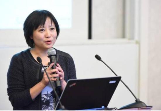 施敏盈 中国人寿上海市分公司健康保险事业部副总经理