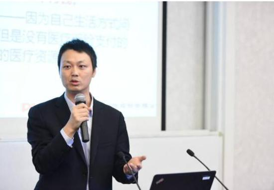 董雨星 中国人民健康保险公司健康管理部负责人