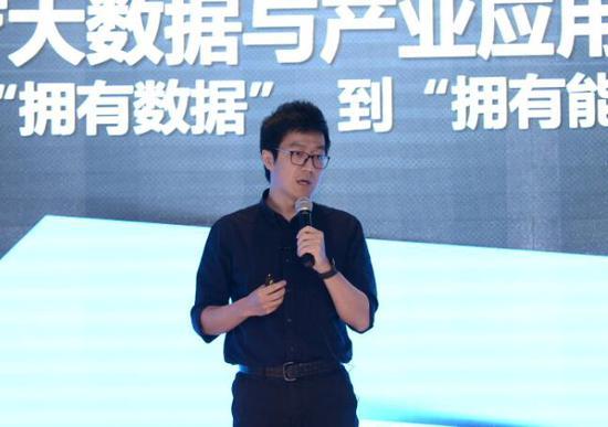 零氪科技创始人、CEO张天泽