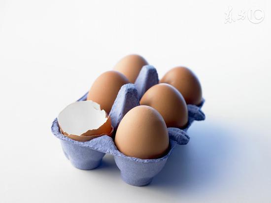 鸡蛋有四大健康功效