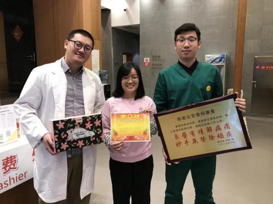 专访康复师黄涛:奋进、清醒、极具使命感的大爱医者
