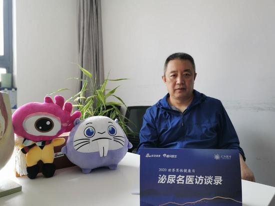 泌尿名医访谈录|郭宏骞教授-关注中老年男性健康,关注前列腺癌