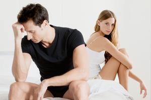 男人无法应对妻子如何自我调养