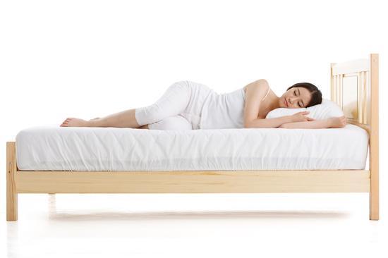 头朝哪边睡最健康