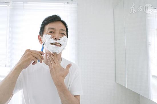 两个时间不要刮胡子