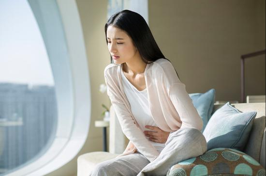 女性痛经吃什么好?(图片来源:视觉中国)
