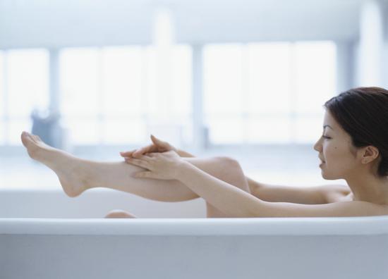 正確洗澡順序是這樣的|毛囊炎|皮膚瘙癢|洗澡