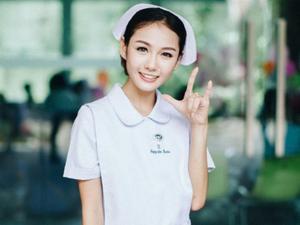 泰国护士成网红