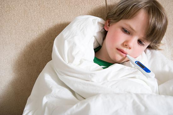 生这些病能帮人排毒|腹泻|发烧|头痛