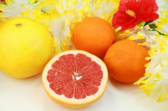 红心柚子有特殊功效