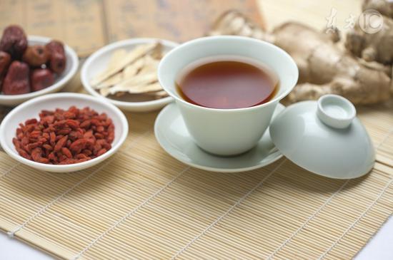 节气养生茶:立冬三杯温肾补气茶