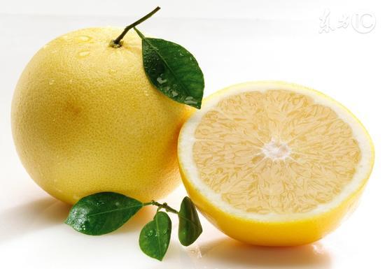 三步挑出最好吃的柚子