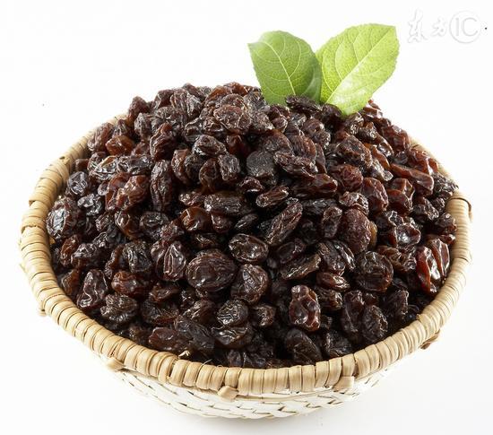 葡萄干是种好零食 有三大功效