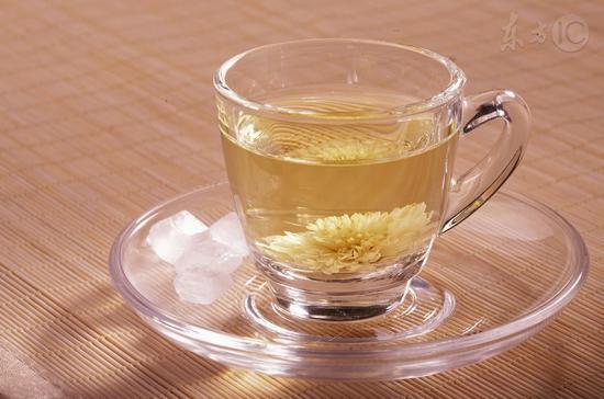 当心菊花茶的副作用