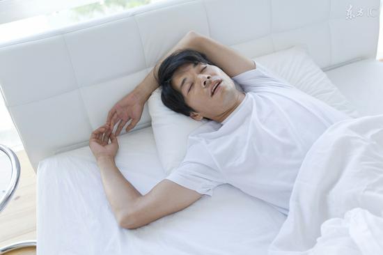睡觉流口水预示什么问题