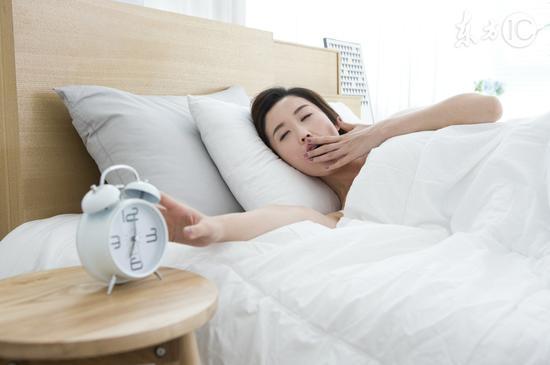 睡多了大脑会早衰