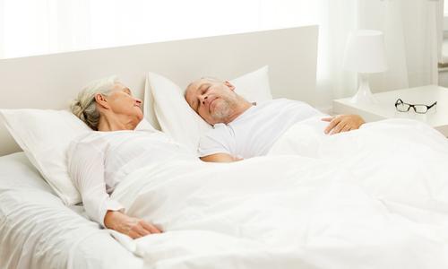 声音可以提升老年人睡眠质量?